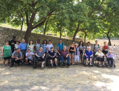 Centro de día Valencia y actividades tercera edad Julio 2018