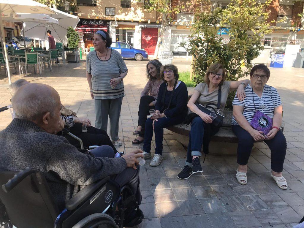 Centro de Día Abastos de excursión por Patraix