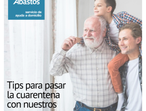 Tips para pasar la cuarentena con nuestros mayores