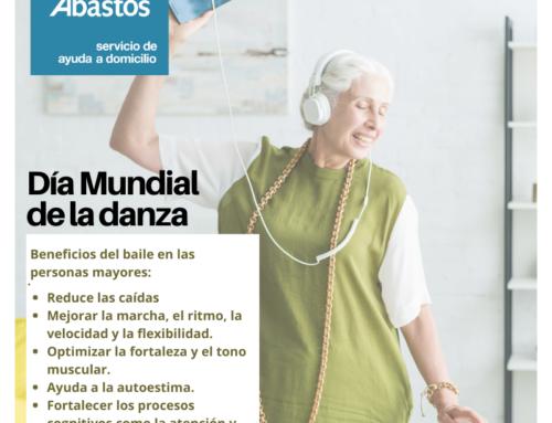 Bailar ayuda a los mayores