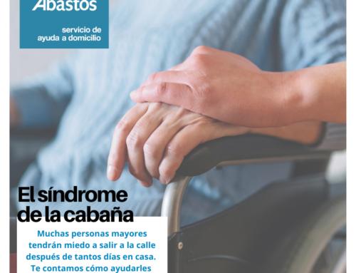 El síndrome de la cabaña en personas mayores