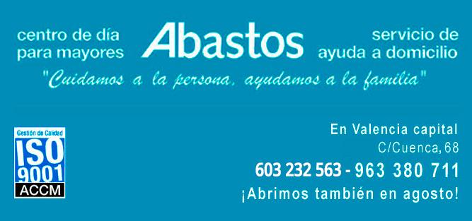 Centro de Día para Mayores Abastos Logo